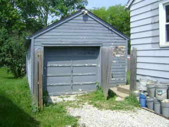 A1 Evans Garage Repair Before Central Ohio