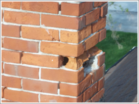 a1-evans-northern-ohio-chimney-repair-bricks-before